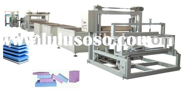XPS Heat Insulation Foam Board Extrusion Line