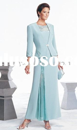 mother of the bride dress suits & mother dress XY042