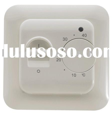 non programmable thermostat/floor heating/electric thermostat