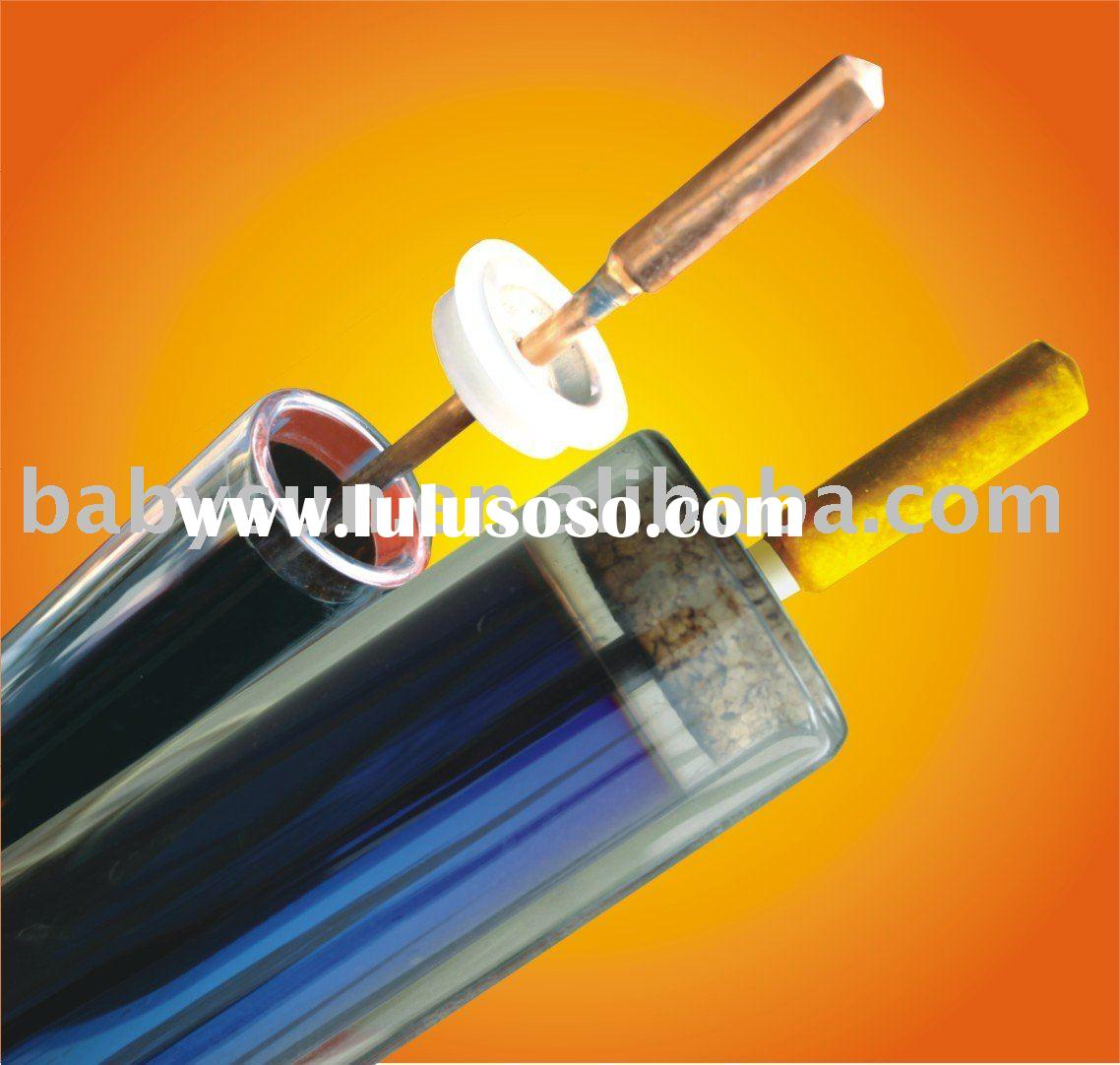 powerful triple-element pressurized solar heat pipe vacuum tube