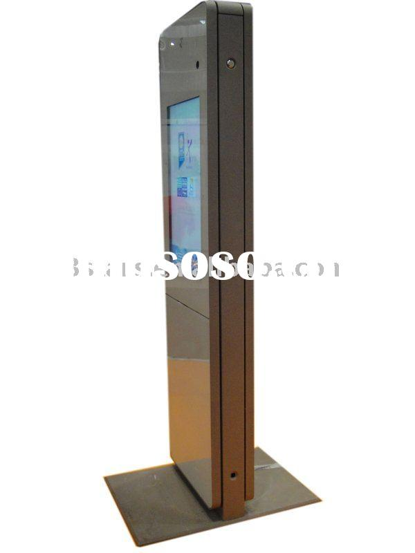 stand alone kiosk ticket machine designs