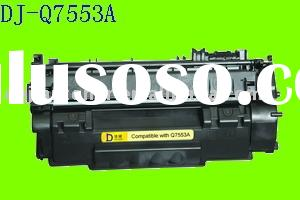 Compatible laser toner cartridge for HP Q7553A