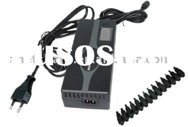 120W ac/dc universal laptop power adapter