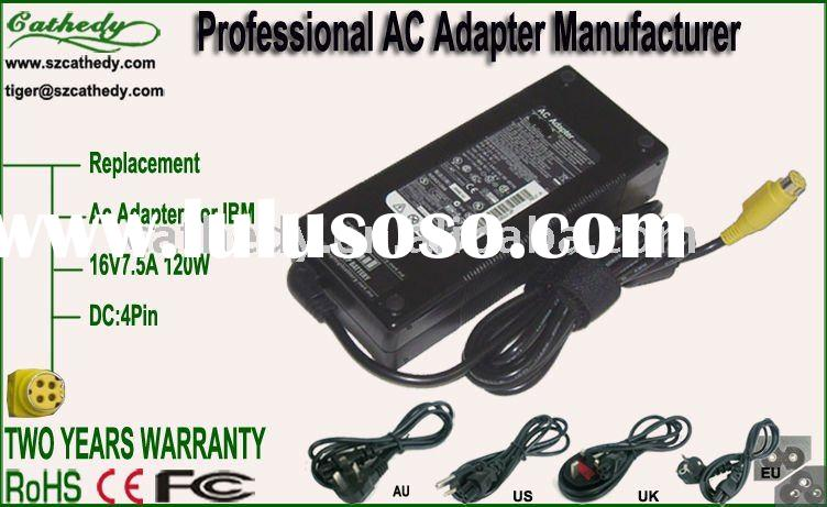 For IBM Thinkpad G40-2384 120W AC Power Adapter Supply Laptop Charger