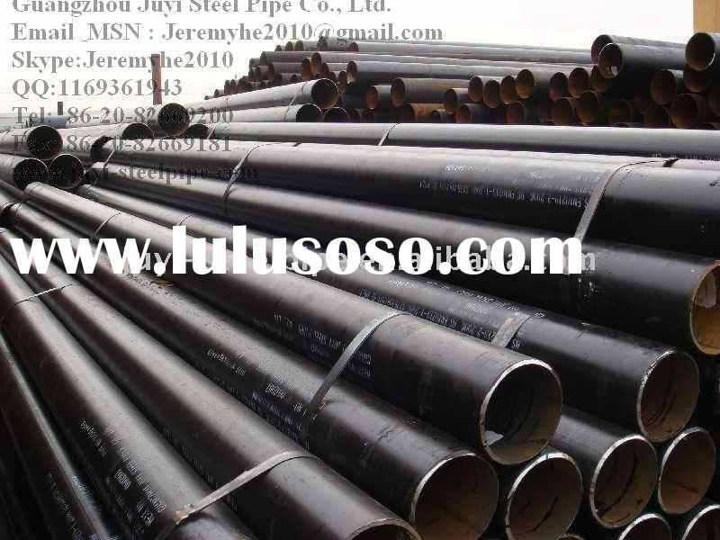 Gas Distribution HFW steel pipe