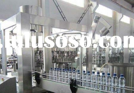 Automatic Bottled Pure Water/ Mineral Water Packing Machine(RFC-W)