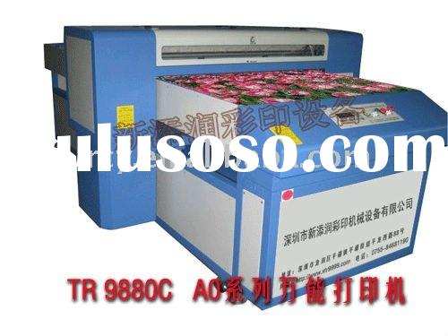 Chinese industrial digital large format photo printing machine A0- 9880