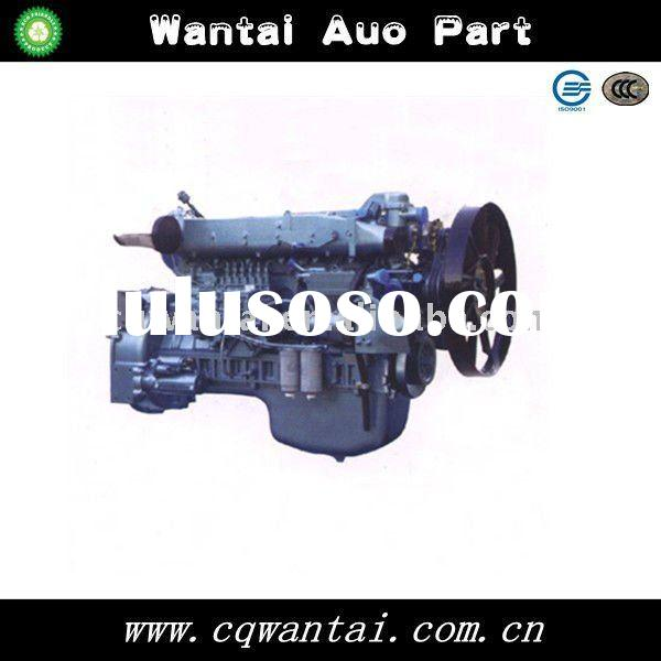 Heavy Duty Truck Parts Diesel Engine