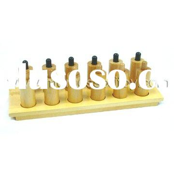 Pressure Cylinders Montessori toy of educational material