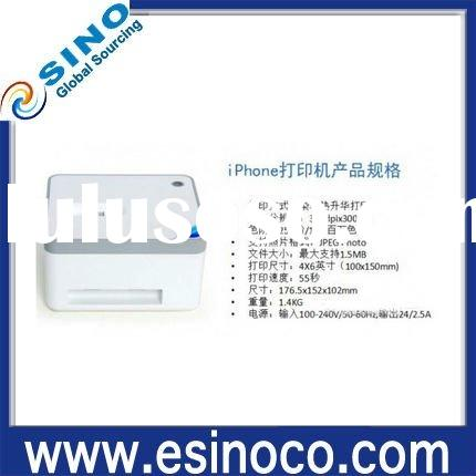 bluetooth mobile thermal printer For iPhone 4S,iPhone,iPad,Samsung Galaxy,Android Phone