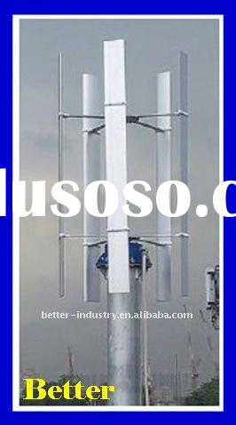 200W Vertical Axis Wind Turbine generator
