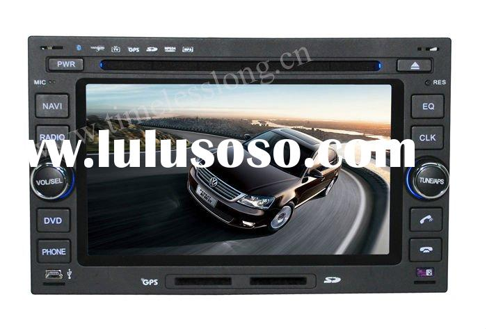 2 Din Car DVD Player for FOR VolksWagen PASSAT B5/Golf with built-in GPS, Dual Zone, RDS,digital pan