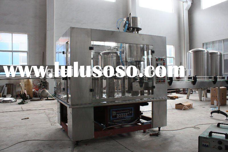 3-in-1 bottle pure or mineral water filling machine