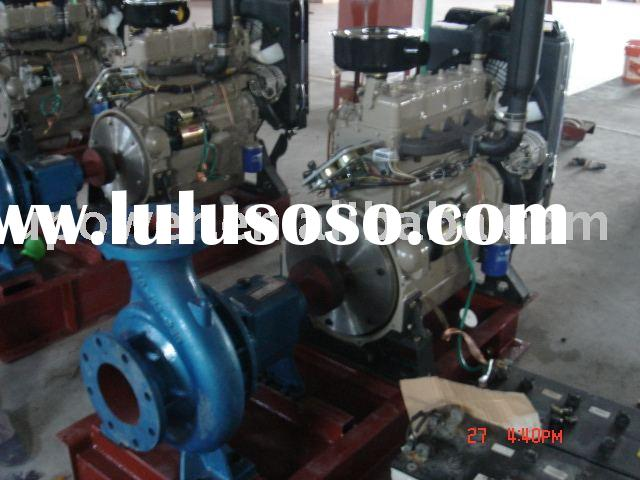 Diesel Water Pump Farm Irrigation Use