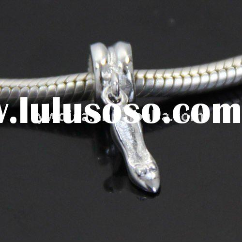 Fashion Jewelry High Quality Wholesale Sterling Silver Dangle Beads