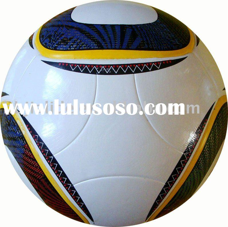 HOT! World-Cup smooth surface PVC soccer ball