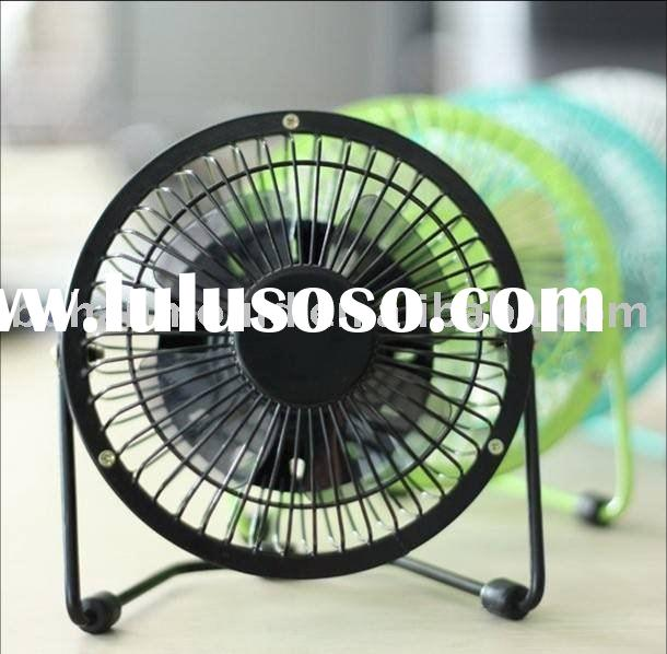 High Quality Low Price Metal USB Mini Fan