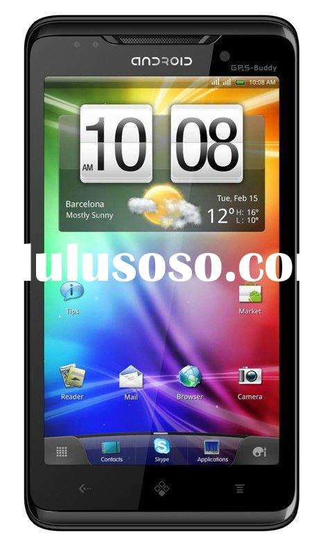 SMART MOBILE HD2000 Android 2.3 OS Smart Phone TV WiFi GPS 4.3 Inch Touch Screen Cell phone