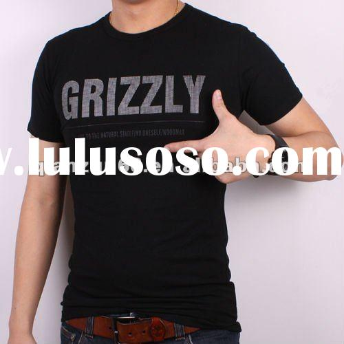 high quality printed cotton t-shirt