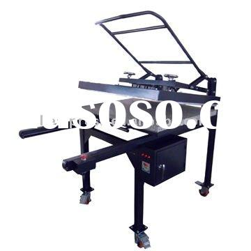 2011 New Type Manual Large Format T-shirt Printing Machine (Printing area:80x100cm)