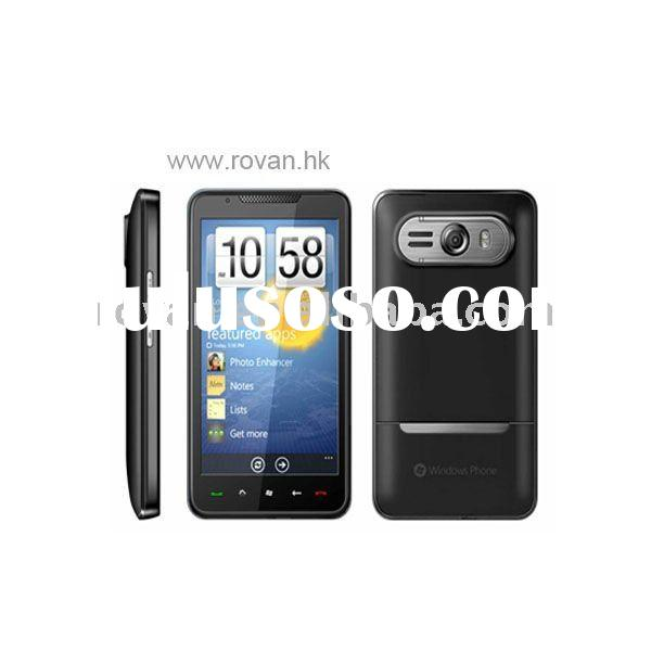 3G Dual sim Android 2.2 GPS mobile phone