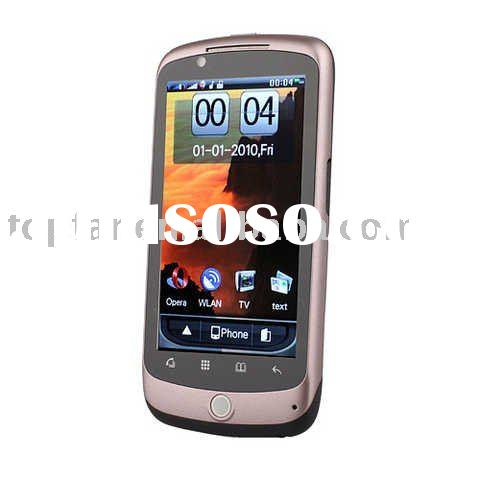 G5 Touch Windows Mobile 6.5 WIFI Quad Band Smart Cell Phone