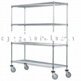 Industrial Stainless Steel Wire Rack