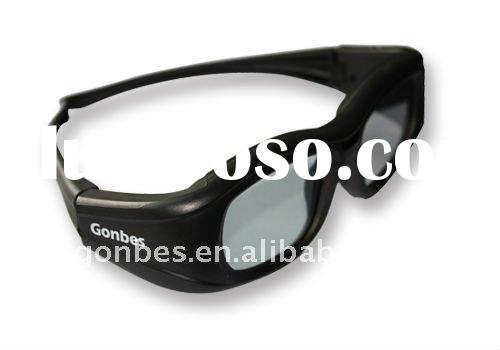 New arrival! Universal bluetooth 3D active shutter TV glasses