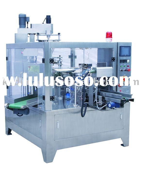 Powder Rotary Packaging Machine (filling, sealing machine)GD6-200A + FJL-2000