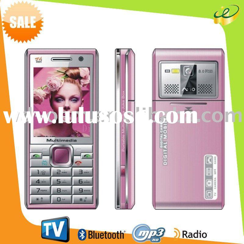 Quad Band TV Mobile Phone
