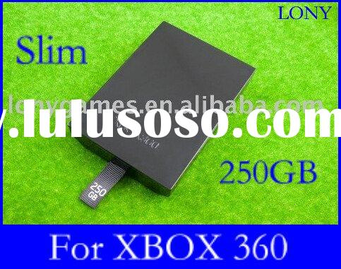 For Xbox 360 SLIM 250GB HDD Original WD Hard Drive Disk