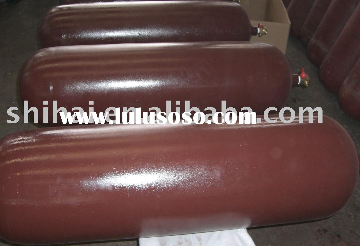 high pressure CNG cylinder ISO11439 CNG TYPE-1 For Vehicle