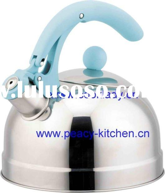 stainless steel whistling kettle,tea kettle,