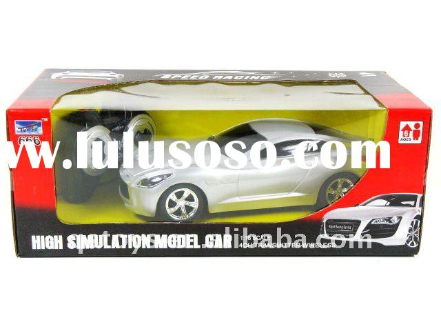 1:18 4CH R/C Car Toys with Battery and Charger