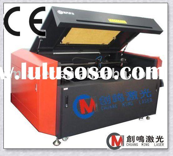CM-L new model co2 laser cutting/engraving machine/ laser machine for leather (good price and high q