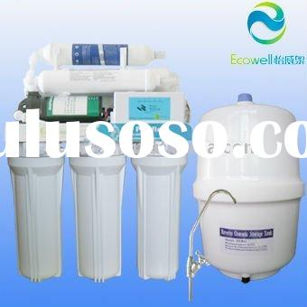 Mineral water! 6 stage reverse osmosis water filter system