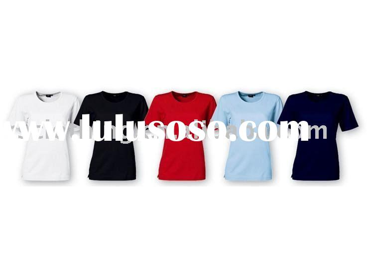 Women's plain t-shirt