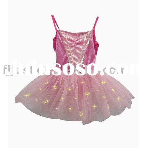baby flower girl's party children dress
