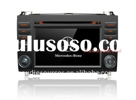 "7"" LCD TFT digital touch screen car radio 2 din gps mercedes navigation audi A3 with GPS,BT,RAD"