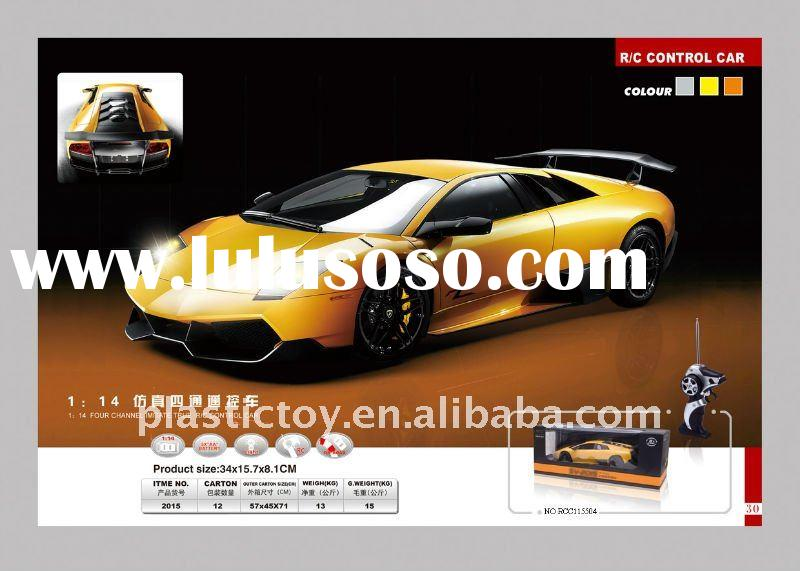 Hot Sale Licensed 4 Channel Remote Control Toy Car RCC115504