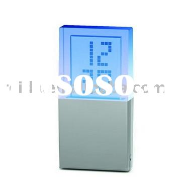 LCD Alarm clock-2012-clock,digital clock,alarm clock,travel clock,desk clock,table clock,wall clock,