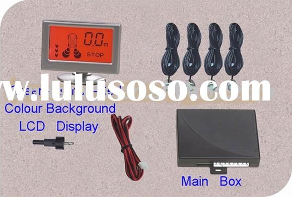 Mr.Ice Online Service!Car Reverse Parking Sensor System LCD Display(RD058C4)