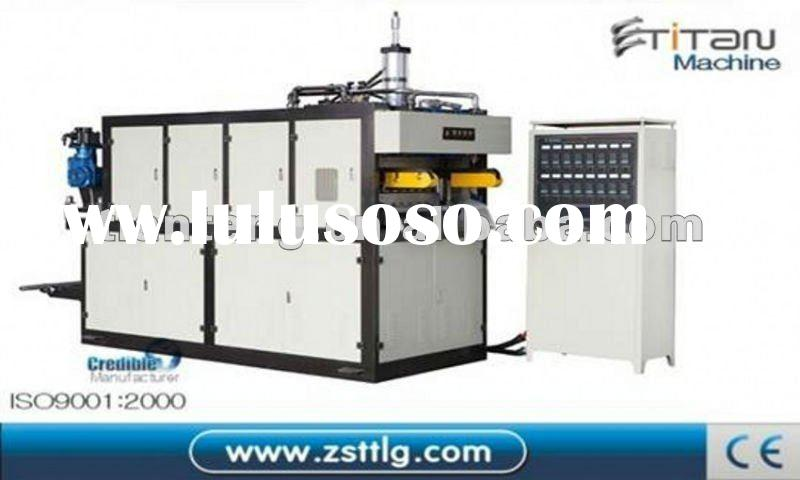 Supply TT-660B Series Automatic Plastic Thermoforming Machine ( Plastic Cup Making Machine )