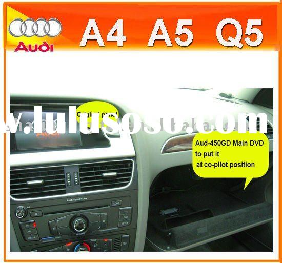 built in Can bus car DVD player gsp bluetooth AUDI A4 A5 Q5