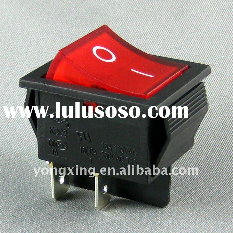 electric rocker switch t85