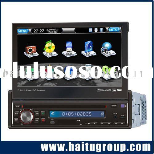 1 din car dvd players in-dash car dvd, car gps with fast delivery and high quality