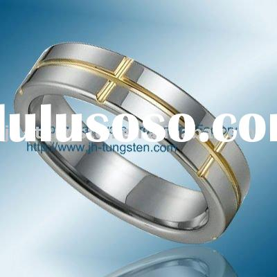 Fashion Tungsten Wedding Rings For Men Hot Sales