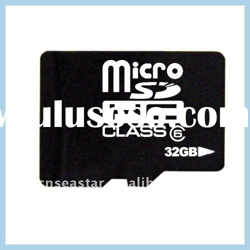 OEM 32GB Micro SD Card Class 6 Good Quality Low Price