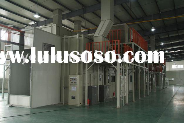 Powder coating equipment - powder coating production line
