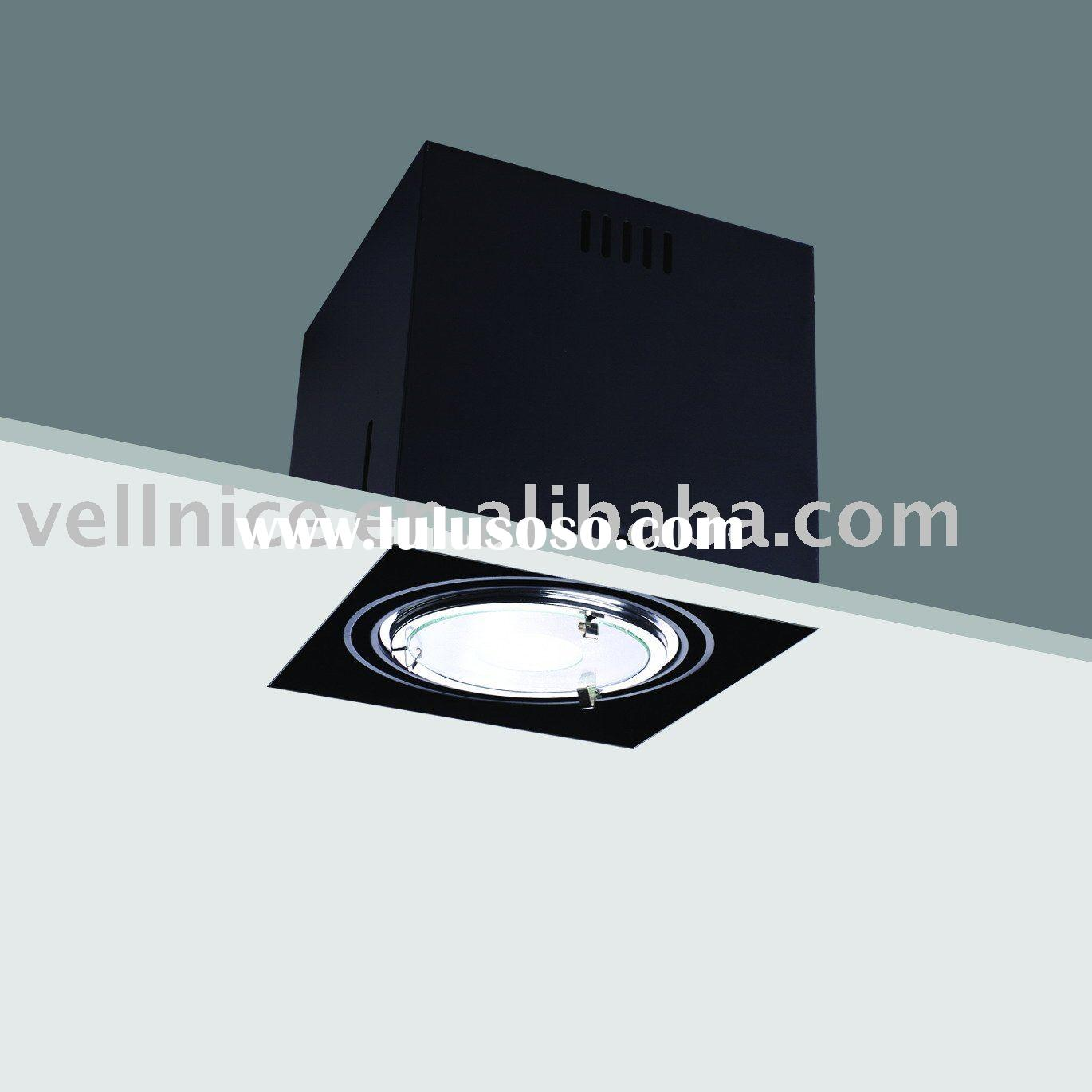 Invisible HIT recessed metal halide lamp fixture(35W,70W),recessed light fitting